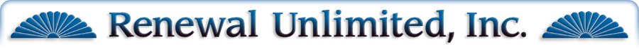 Renewal Unlimited, Inc. logo