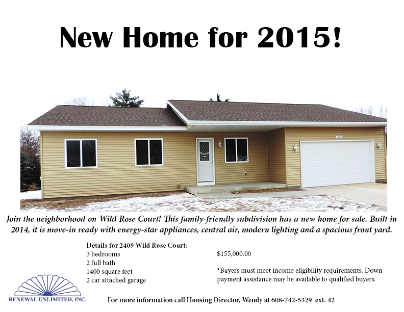 2409 Wild Rose - Updated